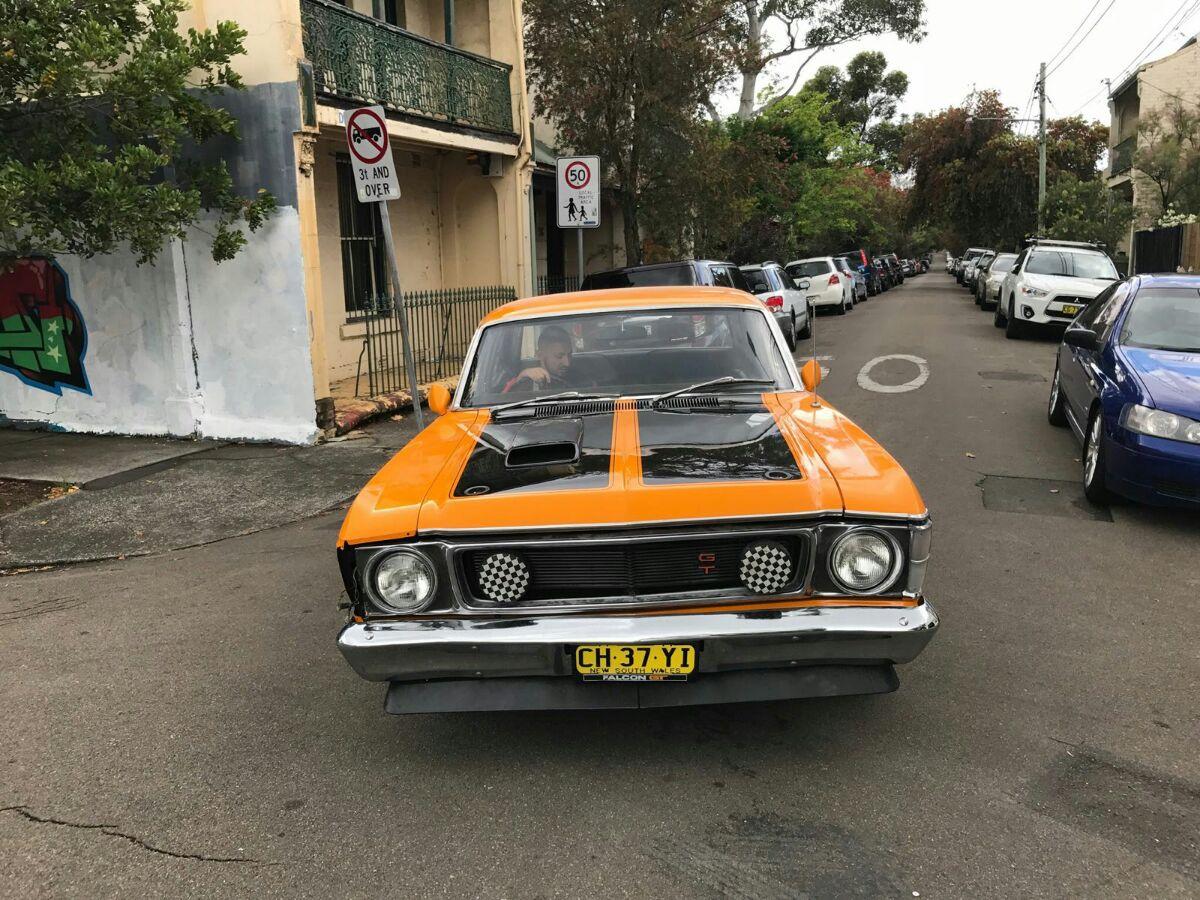 car restoration hire sydney
