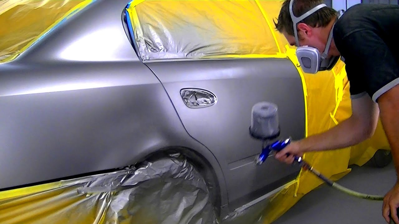 car spray painting sydney